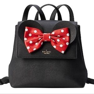 Kate Spade Disney Minnie Mouse Neema Backpack